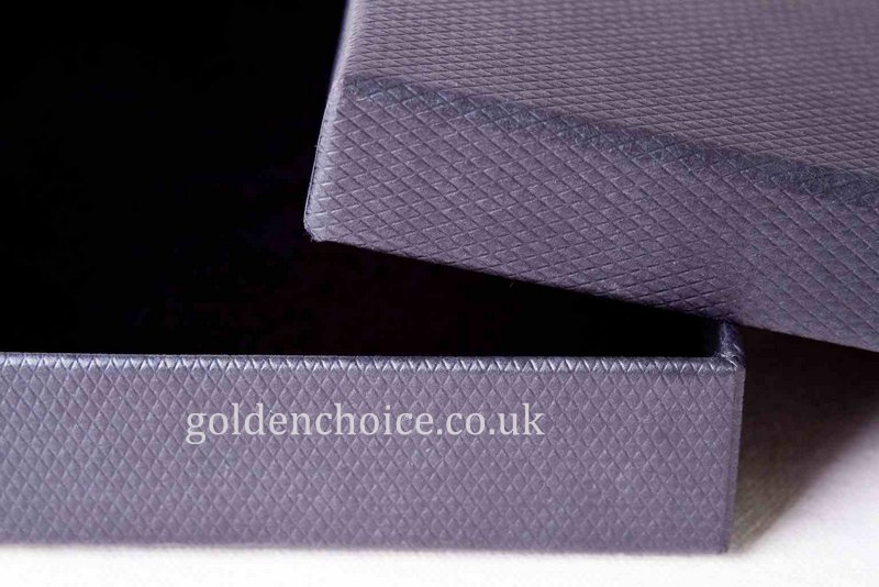 Luxury Gift Boxes using textured paper